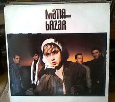 MATIA BAZAR LP OMONIMO 1988 RUGGERO