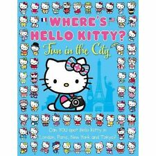 Where's Hello Kitty: Fun in the City (Hello Kitty), , New Book