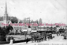 DO 378 - Carriages At The Gardens, Bournemouth, Dorset c1908 - 6x4 Photo
