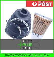 Fits ETIOS/LIVA NGK1_/NUK1_ - Boot Inner Cv Joint (76x85x21.5) Kit Rubber