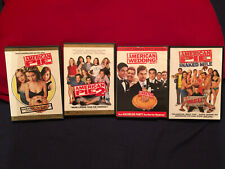American Pie, American Pie 2, American Wedding & American Pie The Naked Mile DVD