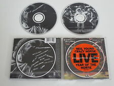 Neil young & Crazy Horse/year of the horse (rue 9362-46652-2) 2 xhdcd album