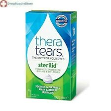 TheraTears SteriLid Eyelid Cleanser 1.62 OZ (48 ML) Eye Care