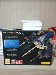 Nintendo 3DS Fire Emblem: Awakening Limited Edition Blue Handheld System PAL NEW