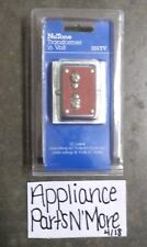 NUTONE 16 VOLT TRANSFORMER PART NUMBER 101TV UL LISTED FREE SHIPPING NEW PART