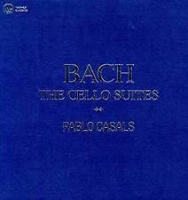 Pablo Casals - Bach: The Cello Suites (NEW 3 VINYL LP)