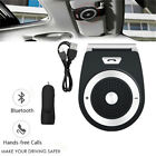 Bluetooth 4.1 Car Speakerphone Handsfree Sun Visor Car Kit For iPhone Samsung
