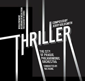 Thriller (Original Soundtrack) by GOLDSMITH,JERRY