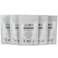 Pure Ubiquinol 100mg Softgel Capsules (Bioavailable CoQ10) Reduced Active Q10