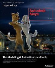 Autodesk Maya 2010: The Modeling & Animation Handbook-ExLibrary