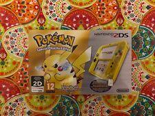 Consola 2DS Edición Pokémon Amarillo NUEVA PRECINTADA!!!