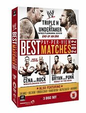 Official WWE - The Best PPV Matches Of 2012 (3 Disc Set) (Pre-Owned)