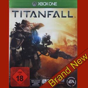 TITANFALL Xbox ONE ~18+ Brand New & Sealed!