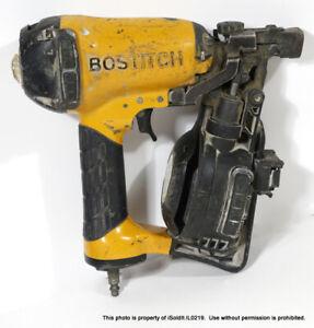BOSTITCH Coil NAIL GUN NAILER