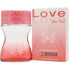 Love De Toi by Morgan de Toi EDT Spray 3.4 oz