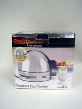 Gourmet Egg Cooker Model #810 by Chef's Choice In Original Box