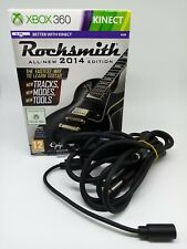 Rocksmith 2014 Edition - Includes Real Tone Cable - Microsoft Xbox 360