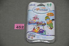 VTech V.Smile Cyber Pocket & PC Pal - Snow Park Challenge Brand New Game In Box