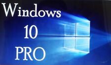 Windows 10 Professional 64 Bit Re-install Restore Repair Boot Disc Recovery DVD