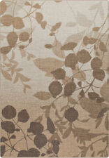 """2x8 Milliken Silhouette Dried Herb Casual Leaves Area Rug - Approx 2'1""""x7'8"""""""