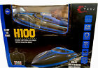 Skyco H100 Radio Controlled High Speed Racing Boat 2.4G Blue RC Hobby Boat
