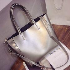 PU Fashion Women Handbags Leather Hobo Bag Tote Purse Shoulder Messenger Satchel