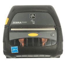 USED Zebra ZQ520 Mobile Wireless Bluetooth POS Docket Receipt Printer 1115