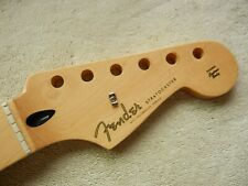 Genuine Fender Stratocaster Strat Neck Maple Fingerboard 2014 MIM Near Mint!
