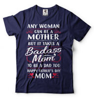 Single Mom father's day Gift shirt Gift for mother funny fathers day Gift