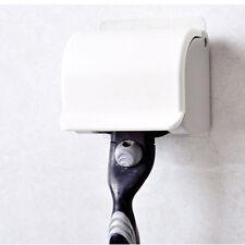 Men's Razor Shaver Sucked Sticky Cup Holder Hanger Holder Bathroom Tools SU~7