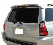 PAINTED TOYOTA 4 RUNNER FACTORY REAR WING  SPOILER 2003-2009