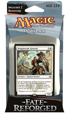 Magic: Fate Reforged - Unflinching Assault Intro Pack (with 2 boosters)