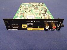 Crestron Dmc-S-Dsp Fiber In Card for Dm-Md8X8 Digital Media Switcher