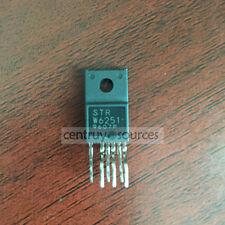 1PCS STRW6251 STR-W6251 TO-220 SANKEN IC CHIP