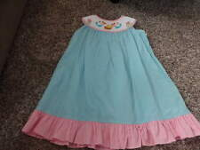 NWOT NEW BOUTIQUE ZUCCINI 2T SMOCKED MERMAID   DRESS