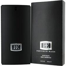 Portfolio Black by Perry Ellis EDT Spray 3.4 oz
