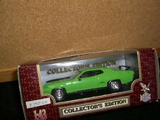 Yat Ming 1971 Road Signature Plymouth GTX 1:43 Diecast Car