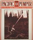 Vintage Pacific Pumper Firefighting Equipment Catalog Brochure Type U 1940-50's