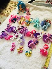 My Little Pony HUGE Lot Of 20 &1 Rainbow Brite 2010 - 2014 HASBRO Accessories