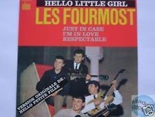 THE FOURMOST HELLO LITTLE GIRL CD EP france