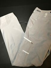 Patagonia Cargo Hiking Pants Womens Size 10 Polyester Lightweight Straight NWOT