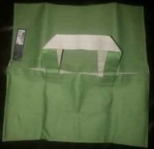 Martha Stewart Collection Farmhouse Casserole Dish Tote Bag In Green