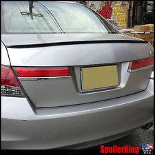 Rear Trunk Spoiler Wing (Fits: Honda Accord 2008-12 4dr) SpoilerKing