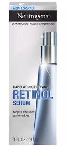 Neutrogena Rapid Wrinkle Repair Retinol Serum.l-1 oz