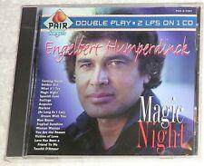 """""""STILL SEALED"""" 2 LP's ON 1 CD by ENGELBERT HUMPERDINCK """"MAGIC NIGHT"""""""