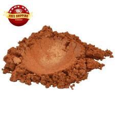 Passion Orange Bronze Luxury Mica Colorant Pigment Powder Cosmetic Grade 1 Oz