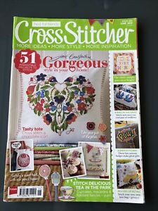 Crossstitcher Magazine 266 No Free Gift