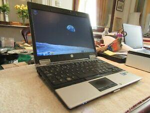 "HP Elitebook 2540p - 12"" - Intel Core i5 @ 2.53 GHz - 4 GB RAM - SSD – Linux"