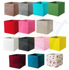 Fabric Non-Lidded IKEA Home Storage Boxes