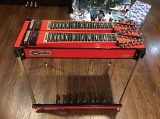 Sierra Olympic Double Neck 12 String Pedal Steel Guitar